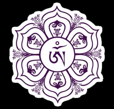 Kinh Phật Đảnh TTĐRN Logo-hoavouu